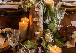 DIY Fall Wedding Decorations