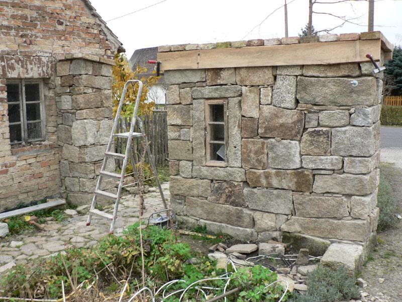 Tucowws Com > Naturstein Mauer Hochbeet Interessante Ideen Für