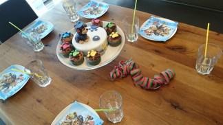 Paw Patrol Party Motivtorte Muffins Chase.jpg