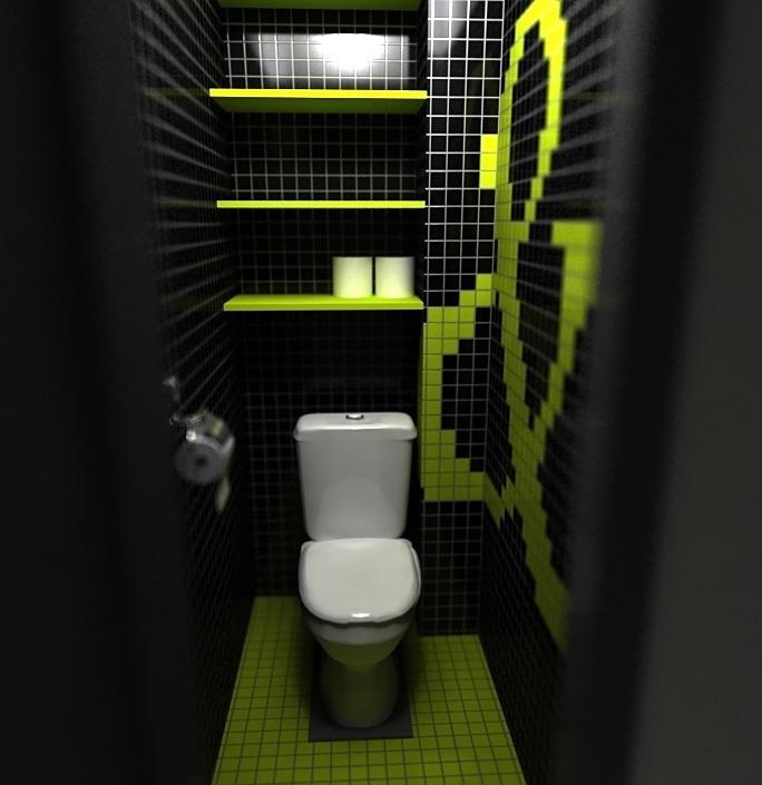 дизайн туалетов 1