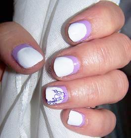 Les Ruffian nails (2/2)