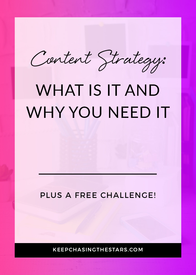 Content Strategy: What it is and why you need it