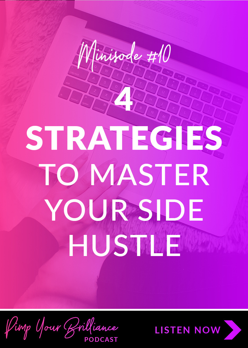 Are you struggling to run your side hustle while holding down a 9 to 5? Here are 5 ways to master your side hustle