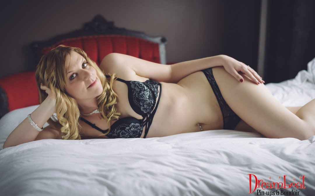 Boudoir with Ms N