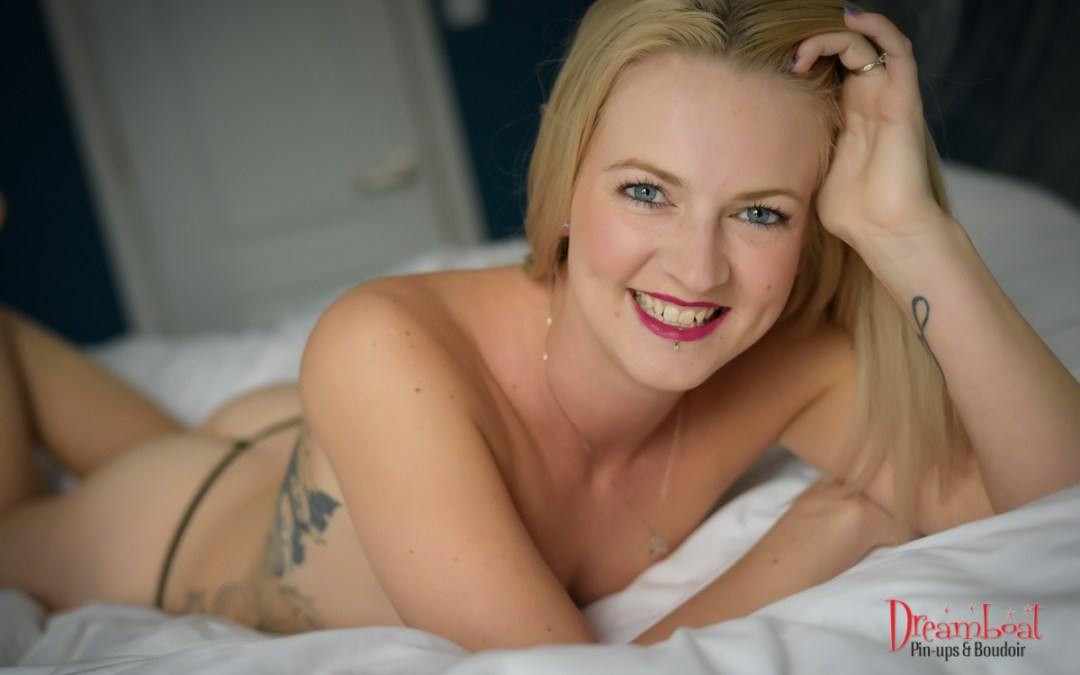 Ms K's Boudoir Session