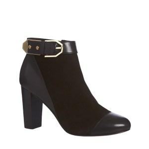 Bottines en suède Gabriella Rachel Zoe – 182€ au lieu de 455€ – Chaussures en cuir, Semelle intérieure en cuir, Semel – MonShowroom soldes -60%