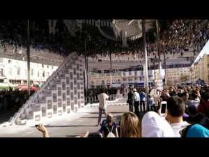 Dominoes marseille 28 septembre 2014 – final vieux-port – YouTube