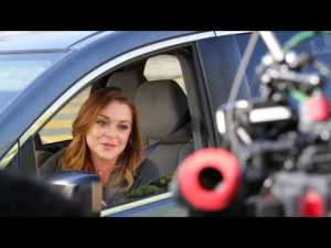 Behind the Scenes with Lindsay Lohan and Esurance – YouTube super bowl