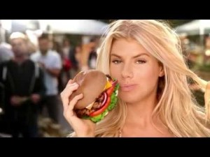 Superbowl Carl's Jr. Charlotte McKinney All-Natural « Too Hot For TV » Commercial (Extended Cut) – YouTube