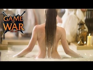 Game of War – « Super Bowl Teaser » ft. Kate Upton – YouTube super bowl