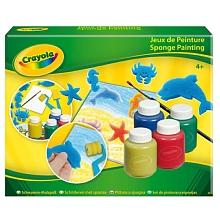 Crayola - Jeux de peinture Associe la peinture