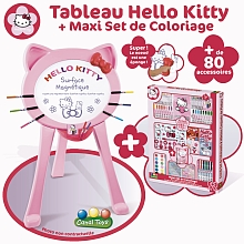 Tableau HELLO KITTY Incdansurnable