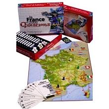 Ferriot Cric - France en 2000 Questions Les questions portent sur des thèmes comme la gastronomie