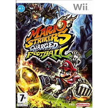 Jeu Nintendo Wii - Mario strickers charged football Dans Mario Strikers Charged Football