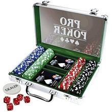 toys' r us Tactic - Poker - Propoker : Mallette Métal 200 Jetons - Seulement chez Toysrus !