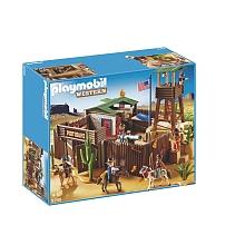 Playmobil - Grand fort des soldats américains - 5245 Alerte