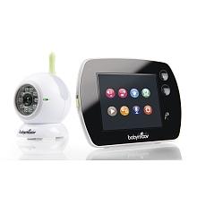 Babyphone Touch Screen Moniteur de vidéo surveillance bébé. Idéal pour surveiller bébé grâce son écran tactile couleur 3