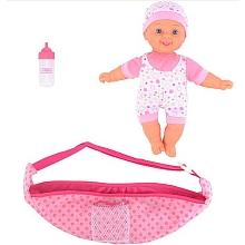 toys' r us You & Me - Poupée bébé 30cm et couffin (Modèle aléatoire)