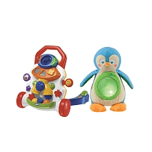 toys' r us Chicco - Trott gym et Pingouin musical - Seulement chez Toysrus !
