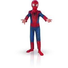 Déguisement Amazing Spider-Man 2 - taille 5/6 ans Déguisement composé d'une combinaison imprimée et d'une cagoule.
