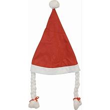 Bonnet de noel avec tresses Bonnet de noel avec tresses