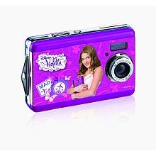 Appareil photo numérique - Violetta - 8 Mpx Appareil Photo Numérique de 8 Mpx Violetta.Ecran LCD 2.4Mémoire Interne 32 MBExtensible par carte SD 8 GB (non incluse)FlashZoom x4Système Microsoft Windows 2000/XP/Vista