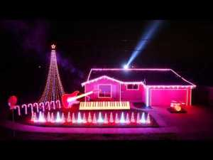 Star Wars Music Light Show pour noel YouTube