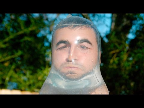 Condom Challenge – The Slow Mo Guys – YouTube
