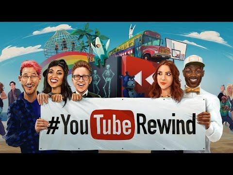 Le YouTube Rewind est arrivé : Now Watch Me 2015 | #YouTubeRewind – YouTube