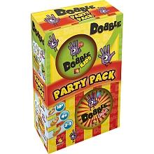 toys' r us Asmodée - Dobble Party : Dobble Kids + Dobble Circus