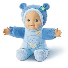 toys' r us Poupée Little Love Mon bébé coucou cachée bleu