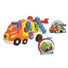 toys' r us Vtech - Tut Tut bolide Mon Super camion transporteur