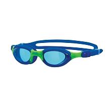 toys' r us Zoggs - Lunettes De Natation - Super Seal Junior - Bleu & Vert