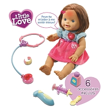 toys' r us Vtech - Little Love ma poupée à soigner