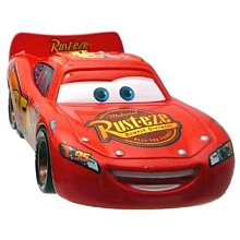 toys' r us Voiture Cars - Lightning McQueen (DLY47)