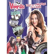 toys' r us Gründ - Chica Vampiro livre avec CD