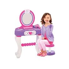 toys' r us Dream Dazzlers - Coiffeuse avec Tabouret
