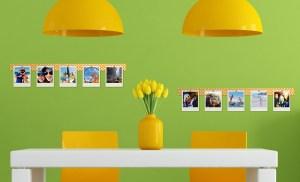 Vos photos et cartes imprimées ! Voici une idée cadeau qui va permettre d'offrir une émotion à l'un de vos proches. Affichez vos faire-part de naissance, clichés, cartes etc… à l'aide de cet élément déco novateur. Des designs recherchés au coeur des tendances.