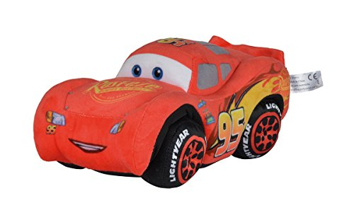 Disney-Peluche-Cars-3-Mc-Queen-25-cm-0