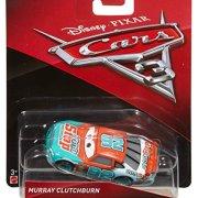 Mattel--Disney-Pixar-Cars-3--Murray-Clutchburn--Vhicule-Miniature-Die-Cast-0-1