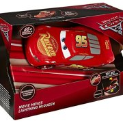 Mattel-Disney-Cars-fdw13--Cars-3-parlant-Held-Lightning-McQueen-de-Course-vhicule-0-5