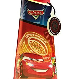 Room-Studio-864955-Lampe-torcheveilleuse-2-en-1-Plastique-Rouge-Cars-0