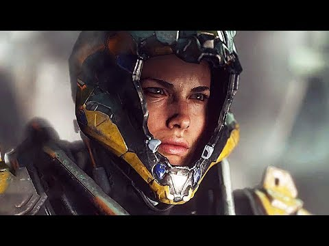ANTHEM Bande annonce  Gameplay (E3 2017) 4K – YouTube