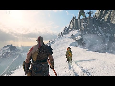 God of War PS4 – E3 2017 Gameplay Trailer (Conférence sony Playstation) – YouTube