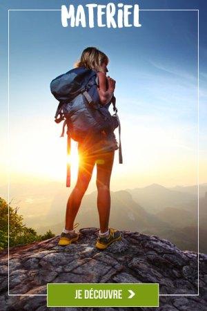 Matériel de Rando et Trekking  Un endroit idéal pour avoir des infos et des conseils pour faire de la randonnée. Vous y trouverez des guide et conseils sur la marche pedestre en montagne mais aussi sur l'achat de matériel de sécurité.
