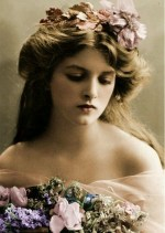 Memoria Narrante, volto di donna angelo, foto web
