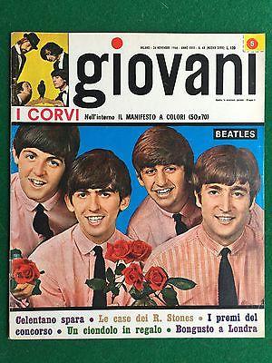 Memoria Narrante, rivista Giovani anni 60, immagine web