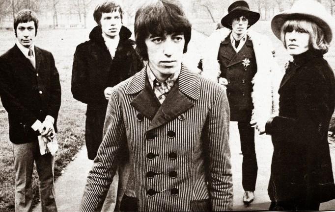 I Rolling Stones agli esordi