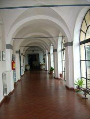 Memoria Narrante, il portico, foto personale ©