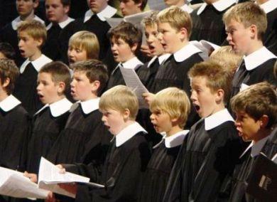 Memoria Narrante, coro di voci bianche, foto web